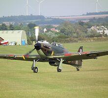 Hawker Hurricane(ZS140) by Andy Jordan