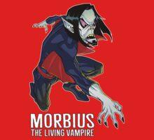 Morbius the living vampire 2 One Piece - Short Sleeve