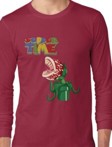 Suppertime Long Sleeve T-Shirt