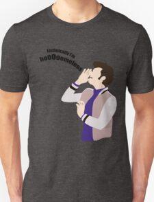 Technically I'm HoooOomeless Unisex T-Shirt