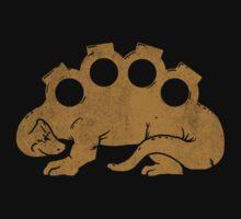 Brassknuckleosaurus T-Shirt