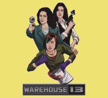 Warehouse 13 girls Baby Tee