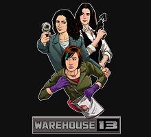 Warehouse 13 girls Unisex T-Shirt