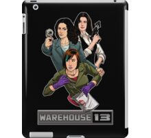 Warehouse 13 girls iPad Case/Skin