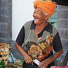 Kumbasari Markets #01 , Denpasar , Bali  by Malcolm Heberle