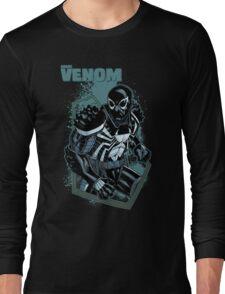 Agent Venom Long Sleeve T-Shirt