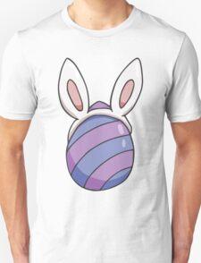 Bunny Ears Easter Egg  Unisex T-Shirt