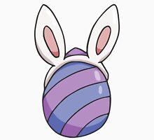 Bunny Ears Easter Egg  T-Shirt