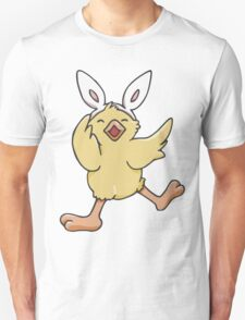 Dancing Easter Bunny Chick  T-Shirt