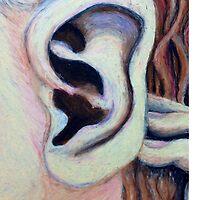 i ear you by JulliaZeleskey