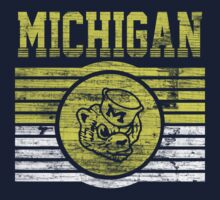 Darren Criss Fox Campaign: Michigan Wolverines Kids Clothes