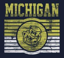 Darren Criss Fox Campaign: Michigan Wolverines T-Shirt