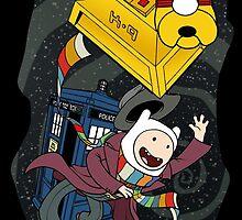 Doctor Finn by dlxartist