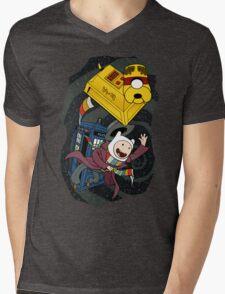 Doctor Finn Mens V-Neck T-Shirt