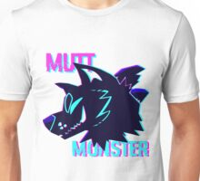 Mutt Monster Glitch Unisex T-Shirt