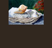 Sea Shell on the Rock Unisex T-Shirt