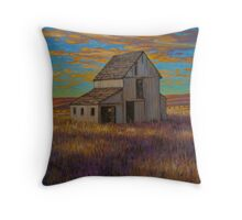 Oklahoma Memories Throw Pillow