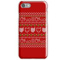 Ugly Sweater, Beautiful Ohio iPhone Case/Skin