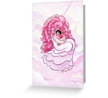 That's me Loving You: Steven Universe Rose Quartz and Steven  Greeting Card