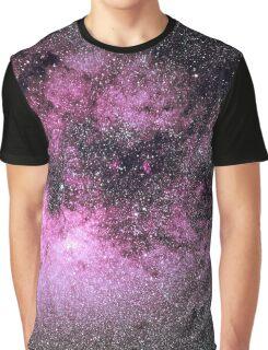 Scorpius Starscape [Pink] Graphic T-Shirt