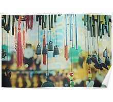 Wind Chimes... Poster