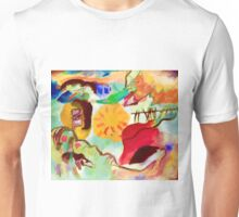 Kandinsky 1912, Improvisation 27 Unisex T-Shirt