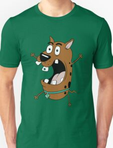 Scooby the Cowardly Dog T-Shirt