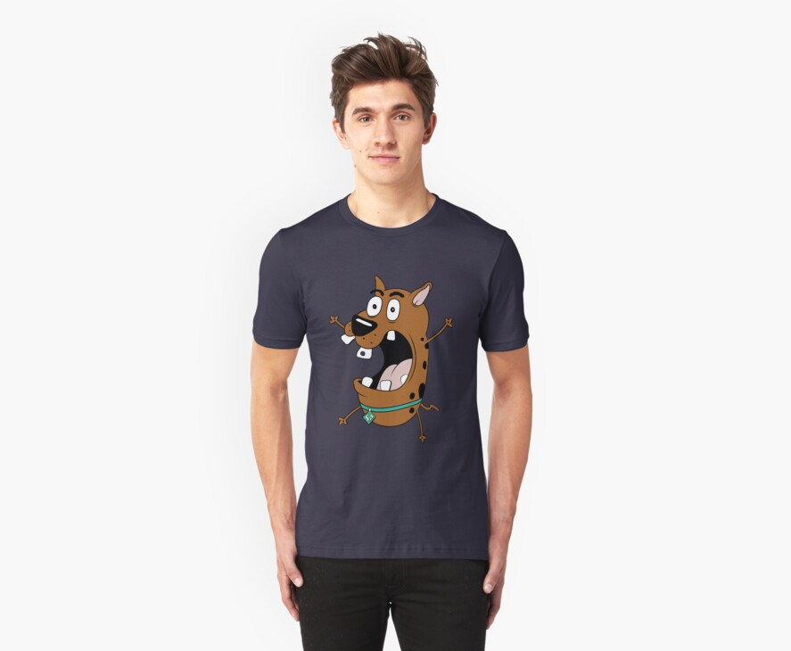 Scooby the Cowardly Dog by Ratigan