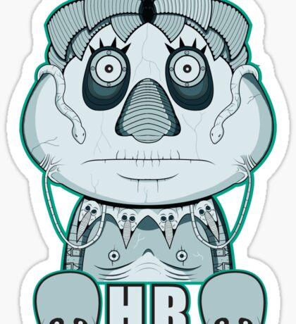 Giger's Pufnstuf Sticker