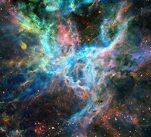 Tarantula Nebula by SirDouglasFresh