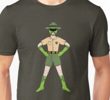 Mighty Morphin Forest Ranger Unisex T-Shirt