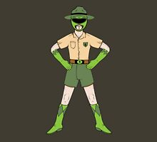 Mighty Morphin Forest Ranger T-Shirt