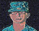FREE Bradley Manning by Albert