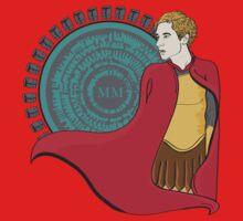 The Roman Who Waited Kids Tee