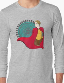 The Roman Who Waited Long Sleeve T-Shirt