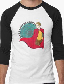 The Roman Who Waited Men's Baseball ¾ T-Shirt