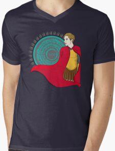 The Roman Who Waited Mens V-Neck T-Shirt
