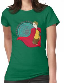 The Roman Who Waited Womens Fitted T-Shirt