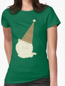 Holiday Ice Cream Cat T-Shirt