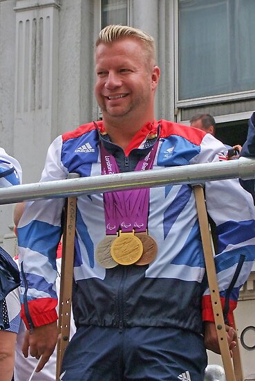 Lee Pearson - Multi Medal Winner by Colin J Williams Photography