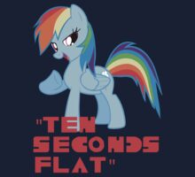 Ten Seconds Flat by eeveemastermind
