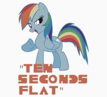 Ten Seconds Flat by eeveemastermind