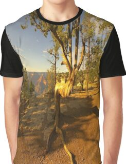 """""""Last Light of the Day"""" Graphic T-Shirt"""