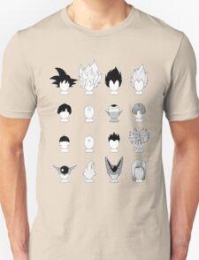 Ka-me-ha-me-Hair Unisex T-Shirt