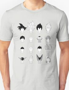 Ka-me-ha-me-Hair T-Shirt