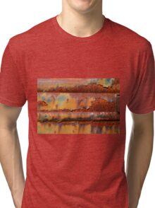 Patina Graphic Shirt Tri-blend T-Shirt