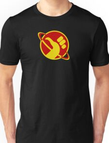 The Galactic Hitchhhiker Unisex T-Shirt