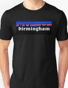 Birmingham City Skyline Silhouette T-Shirt