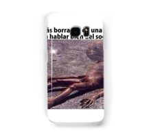Weed Hits You - Alien Contra el Socialismo Samsung Galaxy Case/Skin