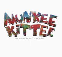 MUNKEE KITTEE LOGO Kids Tee